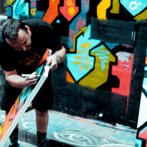 Graffiti eigentag