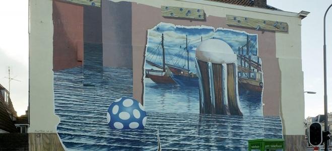Oudste Muurschildering