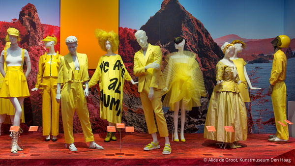 Mode In Kleur Kunstmuseum Den Haag