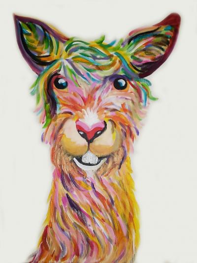 Dieren Lovely Lama