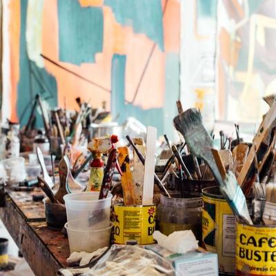 Mixed Media Workshop Artpub