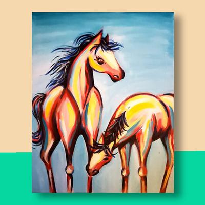 Happy Horses