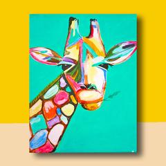 Dieren Maffe Giraffe