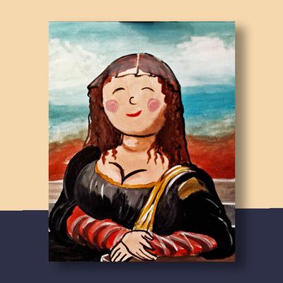 Mona Lisa Website