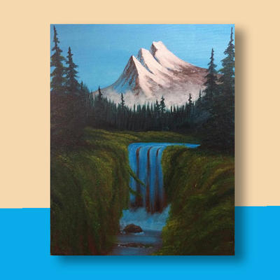 Bob Ross Waterval