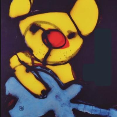 Bekende Kunstenaars Schilderijen Herman Brood