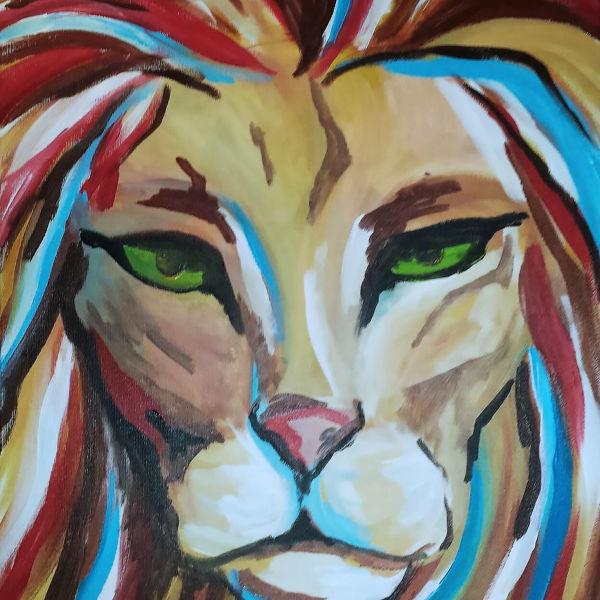 Dieren Leeuwenkoning