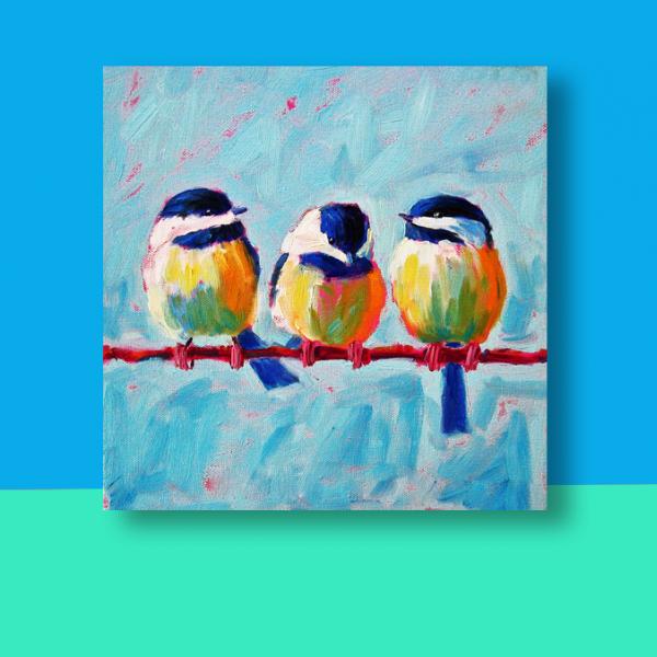 Dierenvogeltjes